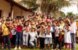 Inma Shara en Bolivia